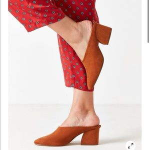Urban Outfitters Mules Size 8
